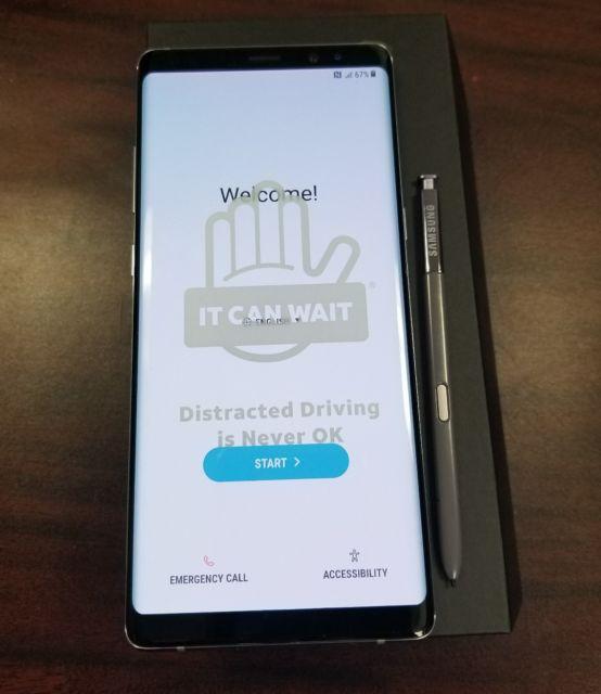 Samsung Galaxy Note8 SM-N950U