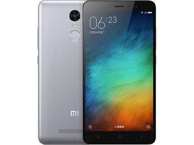 Xiaomi Redmi Note 3 spec