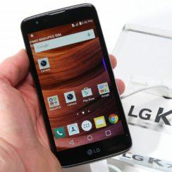 LG-K7 specs