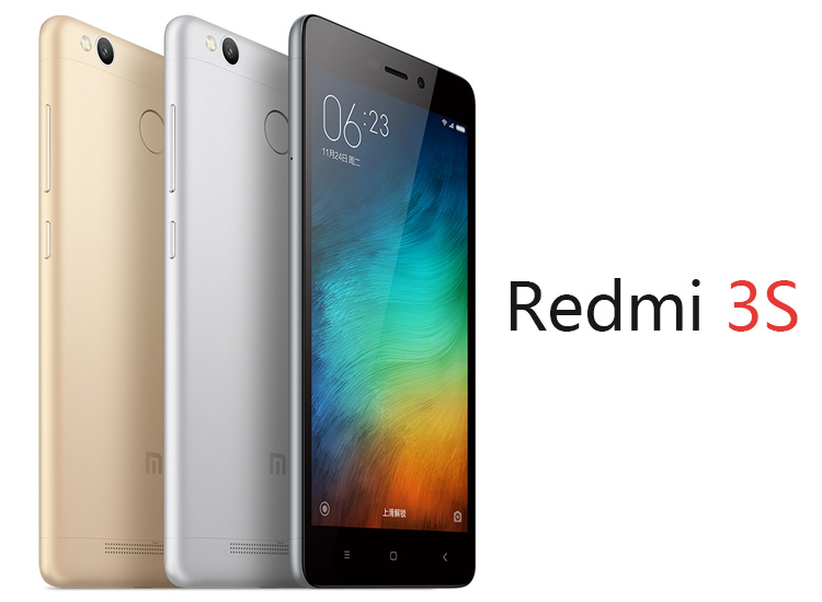 Xiaomi Redmi 3S Specification and User Manual | Manual Devices