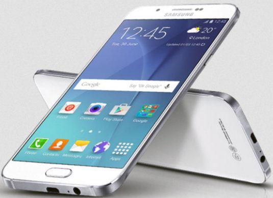 samsung Galaxy-C8