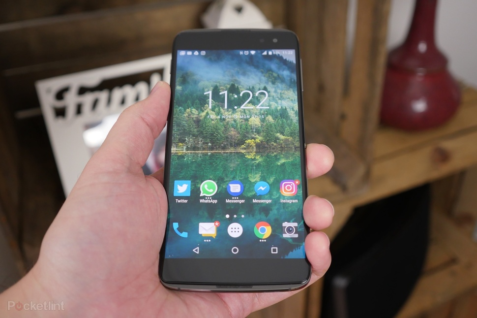 Blackberry DTEK60 specs