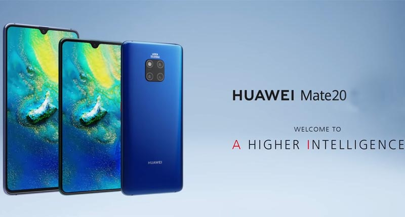 Huawei Mate 20 Specification and User Manual PDF | Manual Devices