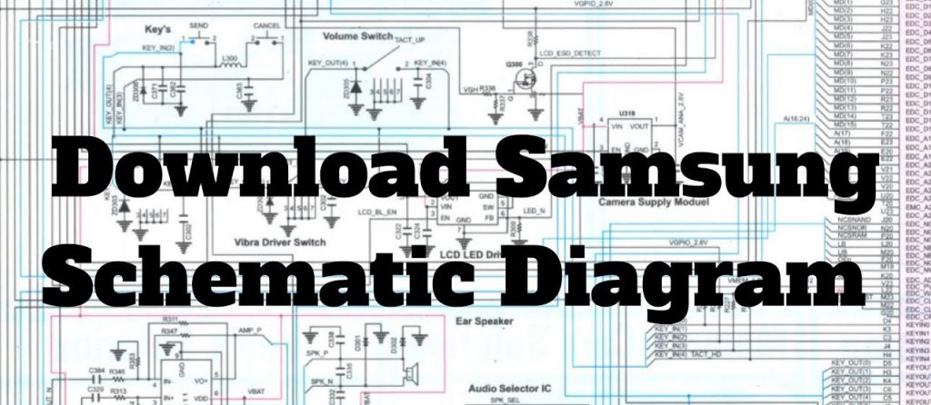 Samsung Schematic Diagram And Service Manual